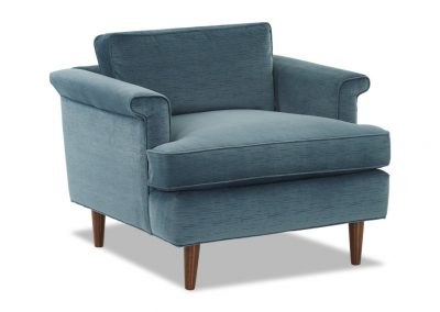 Adin fotel, bársony, trend