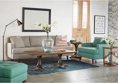 Pekin garnitúra egyedi tervezés gyártás hagyományos modern elegáns kényelmes puha szövet bézs menta tűzött faláb