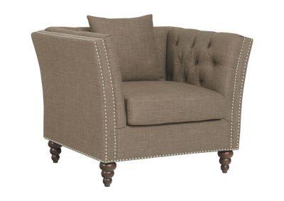 Tinte fotel, modern