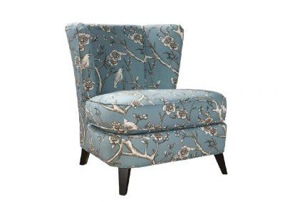 Tralee fotel, szatén, klasszikus